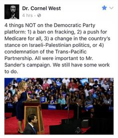 I cannot in good conscience stay with the Democratic party Political Beliefs, Us Politics, Trans Pacific Partnership, Jill Stein, Bernie Sanders For President, Insurgent, Democratic Party, Make Sense, Stand Up