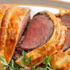 Beef Wellington - [ESSEN & TRINKEN]