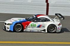 RLL Racing's new 2013 BMW Z4 GTE