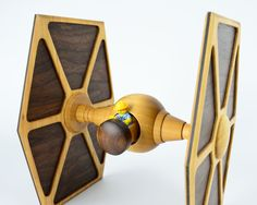 TIE Fighter Tie Fighter, Router Bits, My Design, Boxes, Craft Ideas, Projects, Log Projects, Crates, Blue Prints