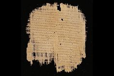 Oldest Biblical manuscripts in the world online from Chester Beatty Library in time for Easter