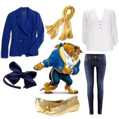 dress like disney princes