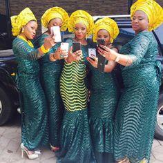 Nigerian Fashion. Nigerian wedding styles. Nigerian Aso ebi styles. African Wear, African Fashion, Nigerian Fashion, African Outfits, African Clothes, Nigerian Traditional Wedding, Aso Ebi Styles, Plus Size Fashion For Women, Wedding Styles