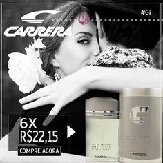 Giovanna Imports - Google+  Perfume Carrera 100ml na Giovanna Imports! #Gi  CURTA > www.facebook.com/giovannaimports Grupo da Gi > www.facebook.com/groups/giovannaimports/  #giovannaimports #instagram #instalike #gatas #lindas #perfumados #diadosnamorados #santos #sp #rj #minas #felicidade #sejoga #bora #noite #balada #cheirosos #homem #fashion #makeup #cute