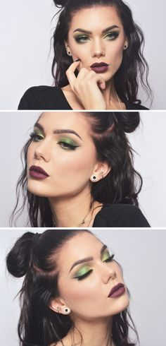 TODAYS LOOK | GREEN POISON