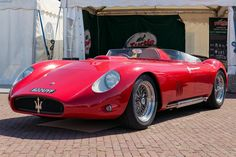 1959 Maserati 450 S