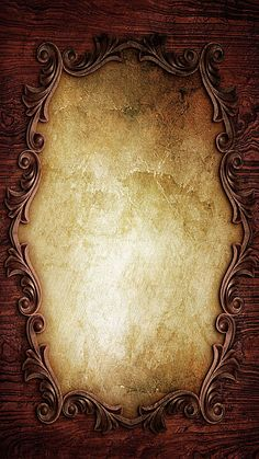 Paper Background Design, Old Paper Background, Retro Background, Frame Background, Wooden Background, Antique Photo Frames, Antique Photos, Vintage Frames, Frame Border Design