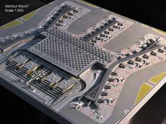 Airport Design, Model Maker, Scale Models, Airports, Runway, Map, International Airport, Boats, Cat Walk