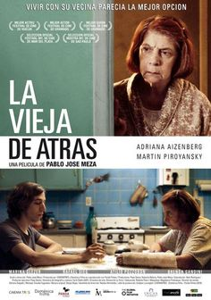 Afiche de La vieja de atrás (2010) - Imagen 2 de 7 | cinenacional.com