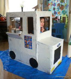 Taming the Goblin: Kids Coop - Ice cream vans