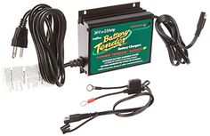 Battery Tender 022-0158-1 Waterproof 24 Volt Power Tender Plus Battery Charger, 2015 Amazon Top Rated Battery Chargers #AutomotivePartsandAccessories
