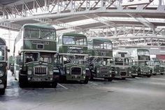 Image result for Bus garage