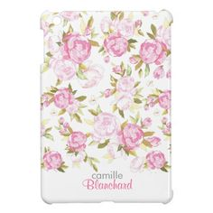 Floral Vintage Dream Personalized Girly Cover For The iPad Mini We have the best promotion for you and if you are interested in the related item or need more information reviews from the x customer who are own of them before please follow the link to see fully reviewsThis Deals        ...