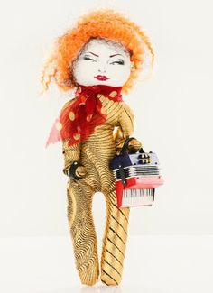 Designers Join Hands With UNICEF, Creates Haute Dolls For Charity