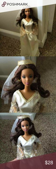 Bridal Barbie 1966 Barbie doll missing some accessories but in great condition  Feel free o ask any questions also be sure to check out my other dolls I have listed Money is going towards my moms surgery Barbie Other