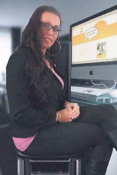 Yvonne Tiemes Leukste Ondernemer Apeldoorn 2015 – Inez Scheper de meeste stemmen