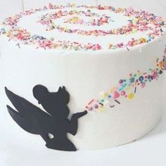 Tinker bell magic swirl cake Tinker bell magic swirl cake m. Tinker bell magic swirl cake Tinker bell magic swirl cake my birthday Pretty Cakes, Cute Cakes, Beautiful Cakes, Amazing Cakes, How To Make A Unicorn Cake, Swirl Cake, Creative Cakes, Celebration Cakes, Cake Art