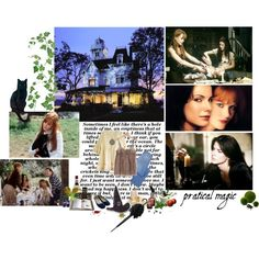 Practical Magic by xenia on Polyvore