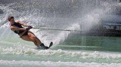 Waterskiing gear
