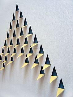 Alpine, Handcut Paper Works by Lisa Rodden 3d Paper, Origami Paper, Fine Art Paper, Paper Crafts, Paper Cutting Art, Cut Paper Art, Laser Cut Paper, Kirigami, Kunstjournal Inspiration
