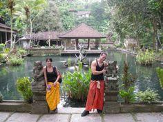 Viajeros Insolit en hotel Samhita en Ubud, Bali