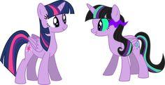Twivine and Twilight Good Friends by kaylathehedgehog on DeviantArt
