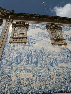 """Igreja dos Carmo"", Porto Portugal (Luglio)"