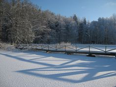 Winter in Lohja. Photo by Petra