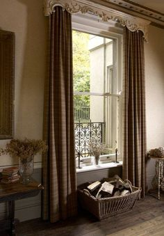 And if we dressed the windows with cornices?  #cornices #dressed #windows