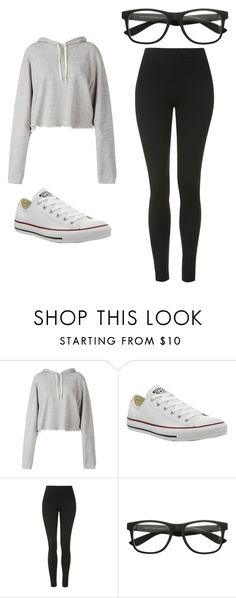 """""""Outfit Idea by Polyvore Remix"""" by polyvore-remix ❤ liked on Polyvore featuring Faith Connexion, Converse, Topshop, women's clothing, women's fashion, women, female, woman, misses and juniors"""