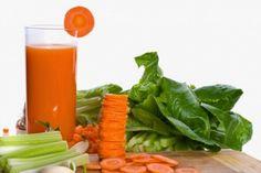 Jugo de zanahorias para cuidar el hígado - ConSalud.info