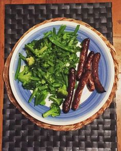 Chipolatas and runner beans  Broccoli smothered in butter  double thick double cream for dessert #cleaneating #healthyfood #healthyeating #healthylifestyle #healthy #healthylife #keto #ketogenic #ketodiet #ketosis #banting #lchf #diet #highfat #avocado #quotes #inspo #summerbody - Inspirational and Motivational Ketogenic Diet Pins - Eat Keto Get Into Nutritional Ketosis - Discover LCHF to Prevent Diseases - Enjoy Low-Carb High-Fat Lifestyle For Better Health