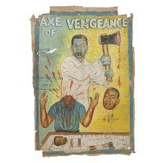 AXE OF VENGEANCE