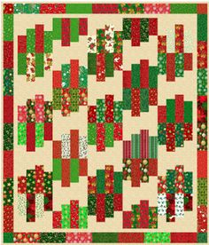 We'll be updating this page regularly with free quilt patterns featuring our newest fabric lines. Click on the links to download the pdf fo...