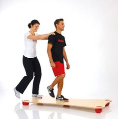 We'll explore the importance of using Togu's innovative balance equipment in both rehabilitation and fitness in future segments.