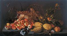 Natura morta  Epoca : Seicento FRANCESCO DELLA QUESTA (?, 1639 ca. - Napoli, 1723)