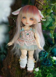 Pukifee Rin so cute