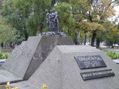Odessa, Ukraine: Holocaust Memorial