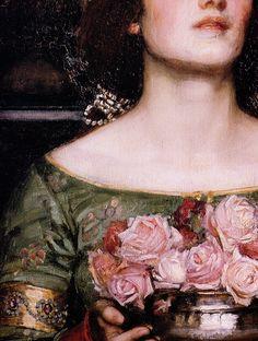John William Waterhouse, Gather Ye Rosebuds