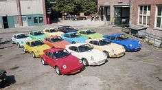 Porsche Exclusive - The special order department