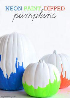 Pumpkin Crafts for Halloween (65)