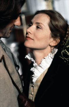 Isabelle Huppert as Madame #Bovary - #Chabrol - 1991