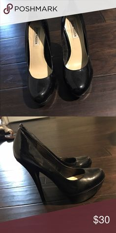 Steve Madden heels Worn twice Steve Madden Shoes Heels