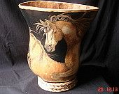 Nocturn III     Equines on Gourd..