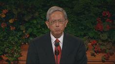 Elder Gerrit W. Gong - Temple Mirrors of Eternity
