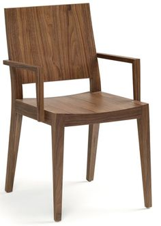 Verner Chair. Available at Design Solutions (143 King Street East, Toronto, www.designsolutionsinc.ca)