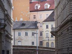 Beethoven Houses, Vienna, Austria