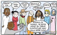 Türkçe Olimpiyatları Büyük hizmet #türkçeolimpiyatları