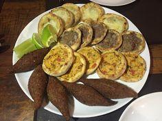 Sequência de comida árabe: EMPÓRIO ÁRABE - ASA SUL