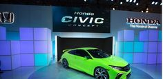 The Honda Civic is going to become the Car of the Future